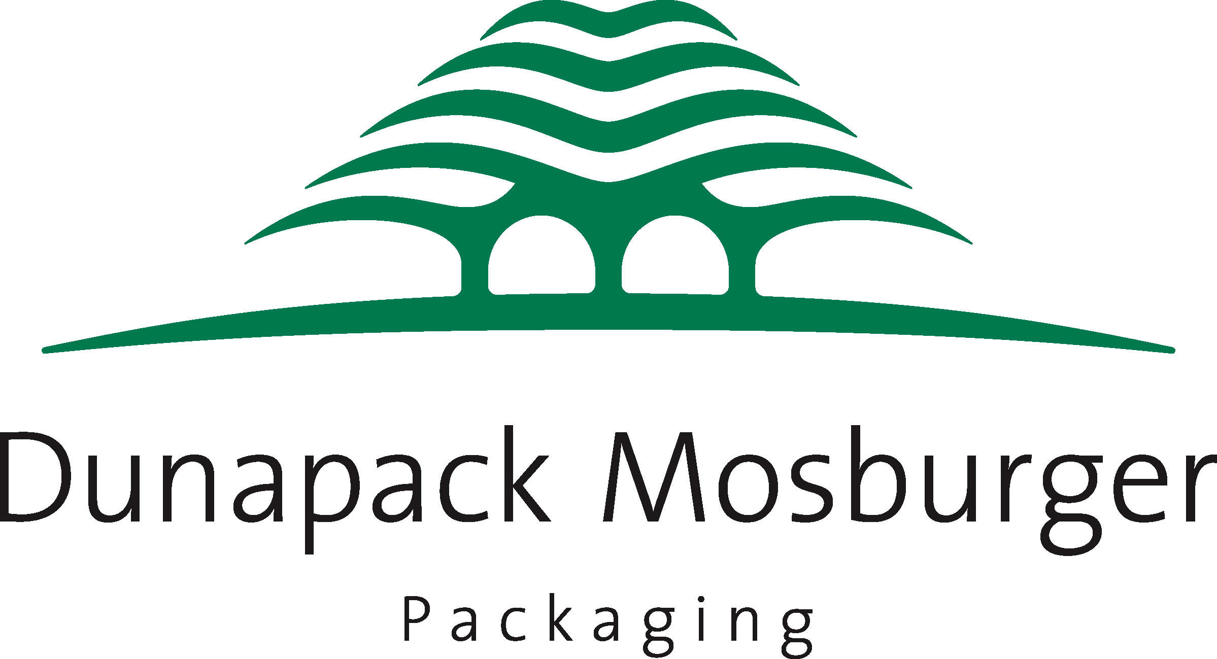 Dunapack Mosburger Logo Colour