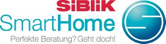 SmartHome Logo 3D 4C